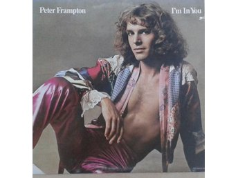 Peter Frampton  Titlel* I'm In You* Rock & Roll, Pop Rock US LP