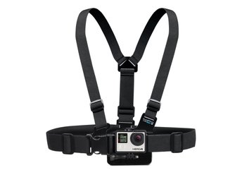 GoPro Chesty (Chest Harness) oöppnad