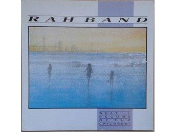 "RAH Band title* What'll Become Of The Children?* Synth-pop, Disco 12"" Germany"
