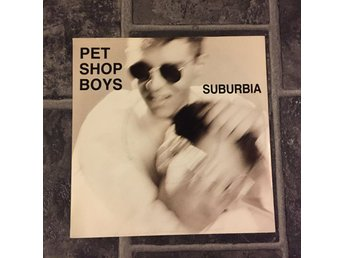 "PET SHOP BOYS - SUBURIA. (NEAR MINT 7"")"