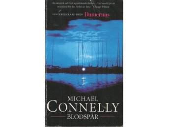 Michael Connelly: Blodspår.