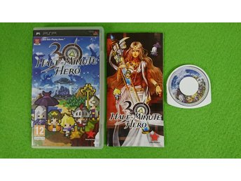 Half-minute Hero Psp Playstation Portable