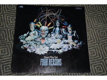 DAVE PIKE SET - Four Reasons - MPS orig LP jazz fusion grooves