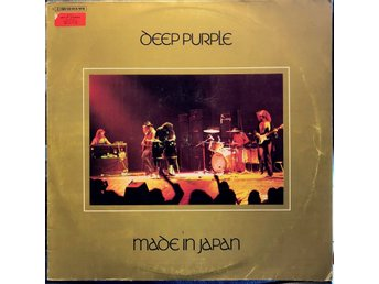 DEEP PURPLE - MADE IN JAPAN GER FOLDOUT 2 XLP PURPLE REC -72
