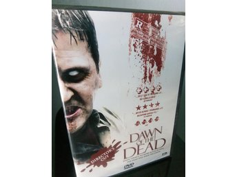 DAWN OF THE DEAD (2004) *Director's cut* Sv. text  *Ny & Inplastad*