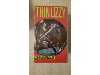 Thin Lizzy . Live and dangerous