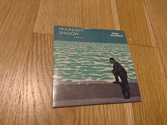 "Mike Oldfield - Moonlight Shadow mini CD 3"" ovanlig RARE 4 TRACKS Mycket fin"