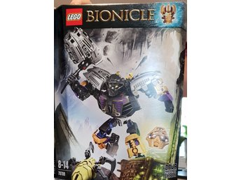 LEGO Bionicle 70789 Onua Master of Earth