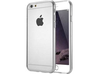 Ultra tunt Skal Transparent iPhone 6/6S Plus - 0.3mm
