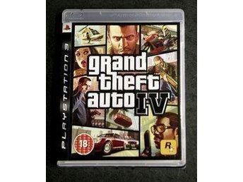 GTA 4 IV Grand Theft Auto 4 IV PS3 Playstation 3 - Liverpool - GTA 4 IV Grand Theft Auto 4 IV PS3 Playstation 3 - Liverpool