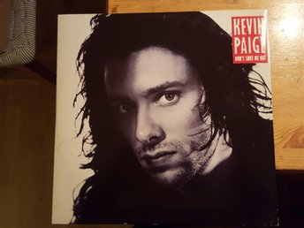 "Kevin Paige-Don´t shut me out    12"" MAXI"