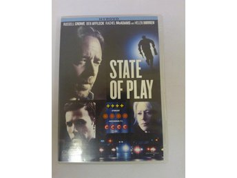 DVD - State Of Play