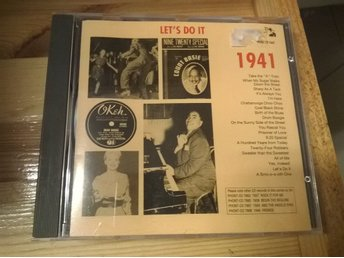 Let's Do It - 1941, CD