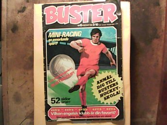 Buster nr 6 1974