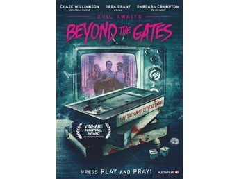 Beyond The Gates, DVD, Skräck