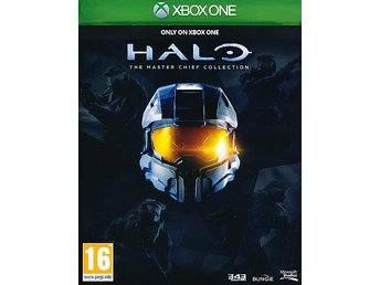 Halo The Master Chief Collection Xbox One - Helt Nytt Fraktfritt - Stockholm - Halo The Master Chief Collection Xbox One - Helt Nytt Fraktfritt - Stockholm