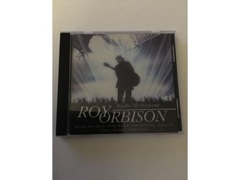 Roy Orbison Studio 99 Performance CD