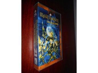 IRON MAIDEN - Live After Death (VHS)
