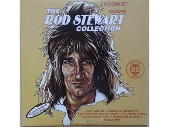 Rod Stewart title* The Rod Stewart Collection* Pop,Rock Canada LP, Comp.