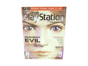 Svenska Playstation Magasinet Nr 48