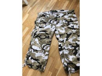 Fashion House- camo shorts- tuffa, oversize, stl 46 - Norrsundet - Fashion House- camo shorts- tuffa, oversize, stl 46 - Norrsundet