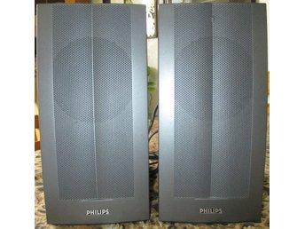 Surroundhögtalare Philips Model AD901WA/01 samt AD901WP/12