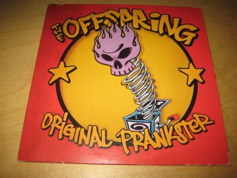 OFFSPRING - ORIGINAL PRANKSTER. CD-SINGEL.