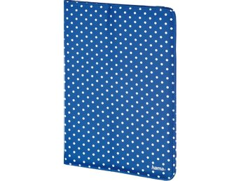 Hama Polka Dots Cover (iPad mini) - Blå - Kalmar - Hama Polka Dots Cover (iPad mini) - Blå - Kalmar