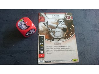 Star Wars destiny FN-2199