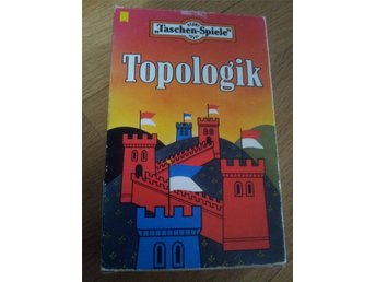 TOPOLOGIK 1974 Boardgame Strategispel