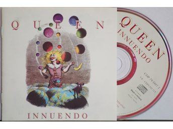 Queen – Innuendo – CD