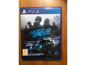 NEED FOR SPEED / PS4 / NYSKICK