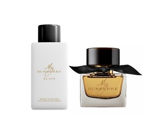 Burberry My Black Gift Set: EdP 50ml + Body Lotion 75ml