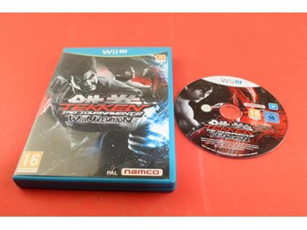 TEKKEN TAG TOURNAMENT 2 till Nintendo Wii U