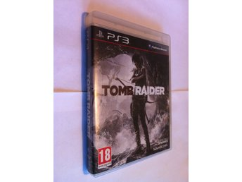 PS3: TombRaider/Tomb Raider (2012)
