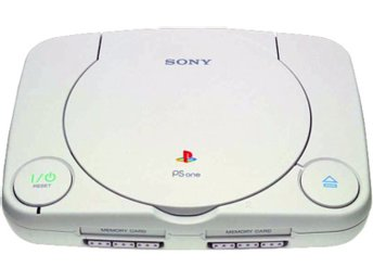 Playstation One Basenhet - Playstation