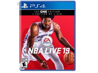 NBA Live 19 - PS4  (DIGITAL CODE)