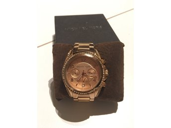 Rose Michael Kors watch
