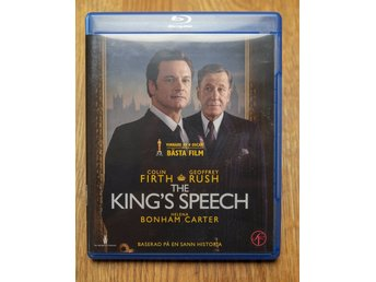 Bluray film - King's Speech