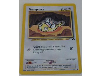 Pokémon Dunsparce