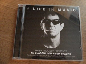 "Mojo "" Presents Lou Reed A Life In Music """