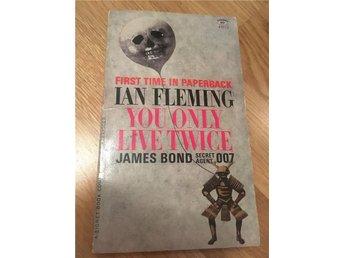 Ian Fleming You Only Live Twice - Eslöv - Ian Fleming You Only Live Twice - Eslöv