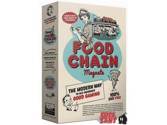 Food Chain Magnate - Norrtälje - Food Chain Magnate - Norrtälje