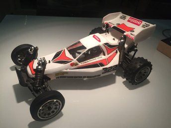 Kyosho turbo ultima vintage