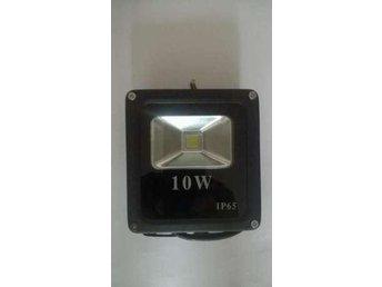 10 x 10W LED Lampa 10W=100W SLIM BLACK - Warszawa - 10 x 10W LED Lampa 10W=100W SLIM BLACK - Warszawa