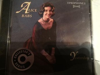 CD ALICE BABS - yesterday - Ny INPLASTAD