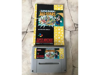 Super Mario All Stars SCN