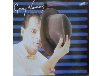"Gary Numan title* She's Got Claws* Synth-pop 12""UK"