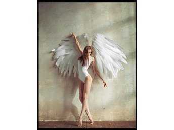Poster 50x70 Angel