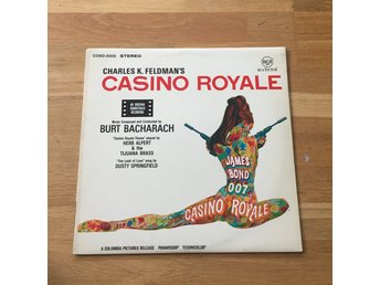 007 James Bond - Casino Royale (Vinyl LP, Soundtrack)